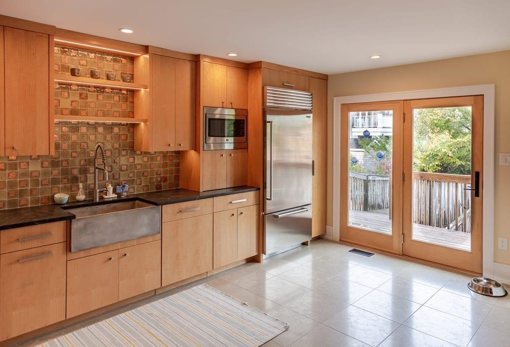 Custom Kitchen/Doors/Flooring