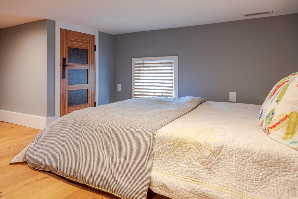Custom Crawl bedroom adjacent to game room