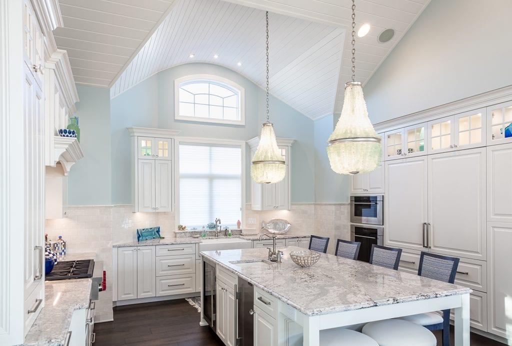 Custom Kitchen/Ceiling/Lighting/Windows