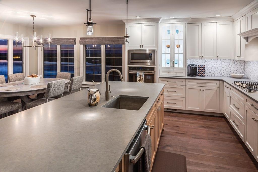 Bayside Condo Custom Kitchen