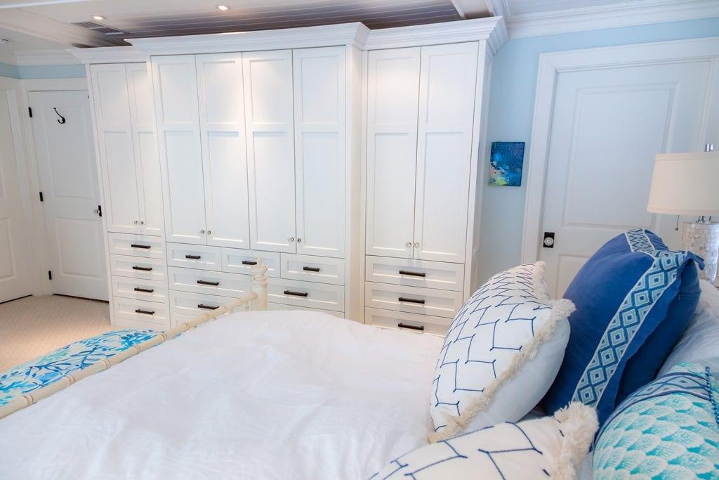 Bedroom Built-in Cabinets