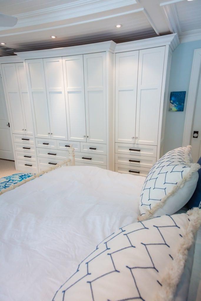 Custom Built-in Bedroom Cabinetry