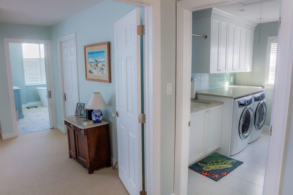 Bedroom-Laundry Room