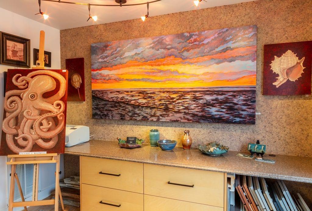 Showroom Artwork by Valerie