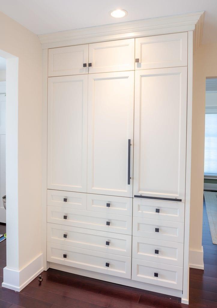 Subzero Rerigerator/Drawers