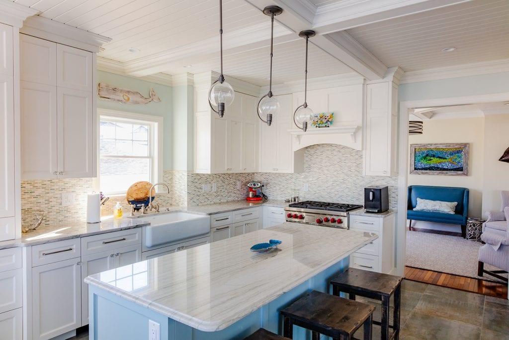 Custom Kitchen/Ceiling