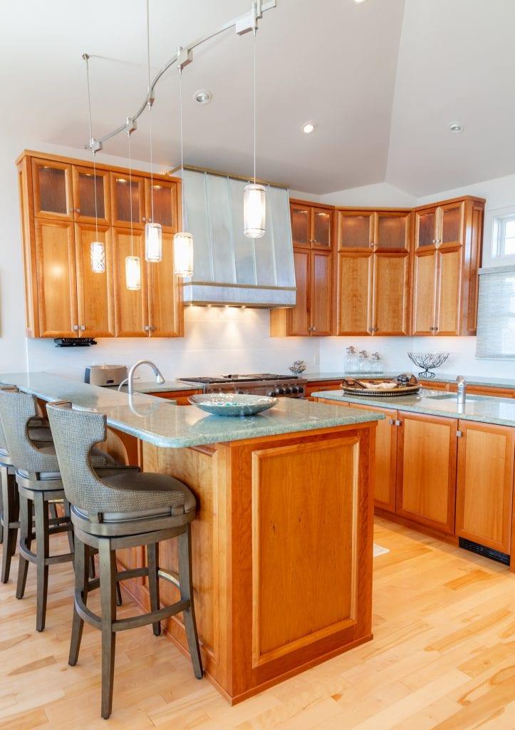Custom Kitchen/Flooring