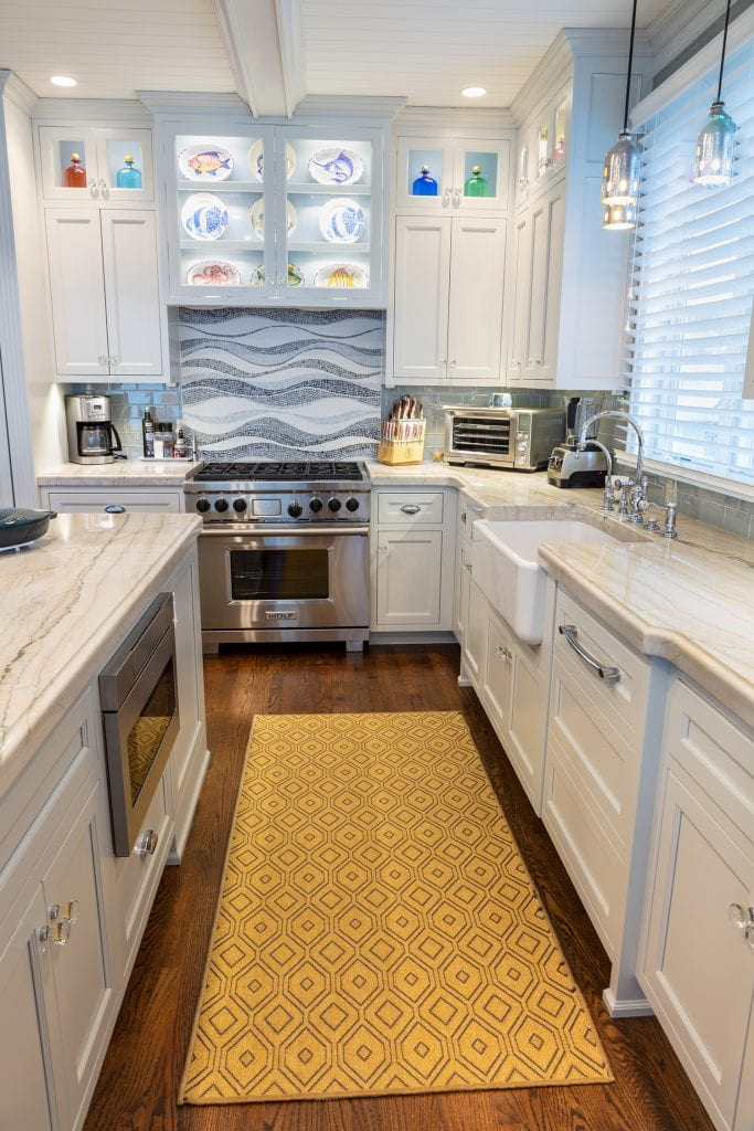 Kitchen Flooring/Carpeting