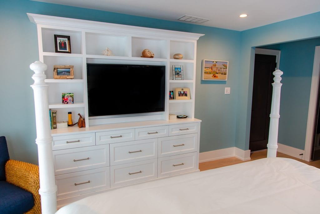 Bedroom Cabinet TV stand