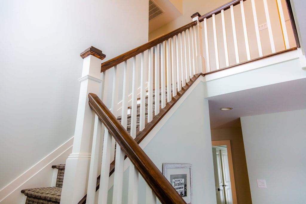 Staircase/Railing