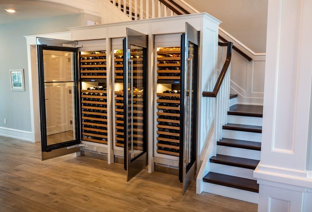 Custom Wine Area
